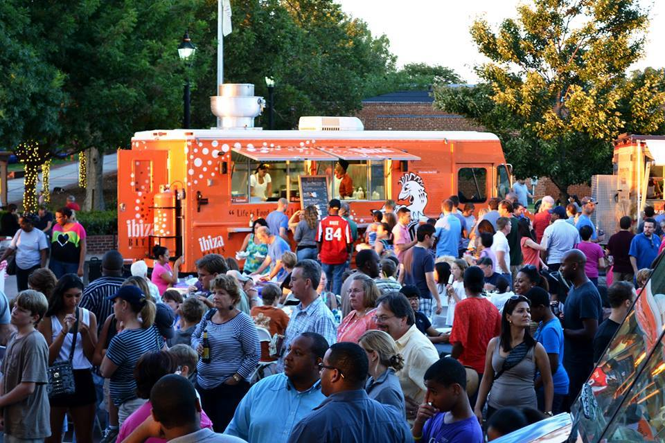 summer food trucks