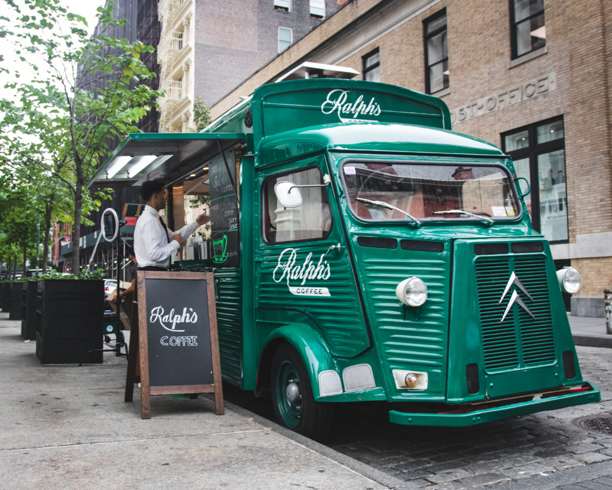Food Truck as a Marketing Tool