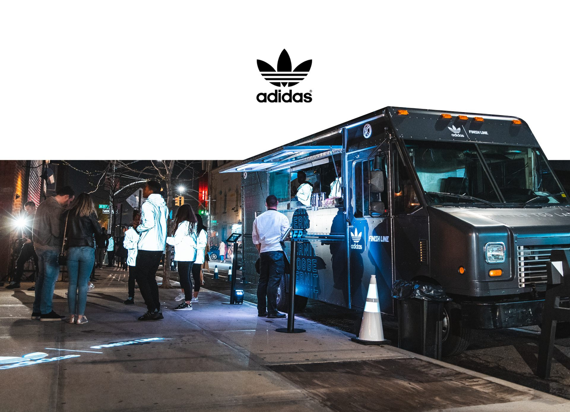 Adidas Nite Joggers Case Study Banner