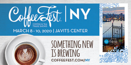 Showcase Your Perfect Brew at Coffee Fest New York 2020