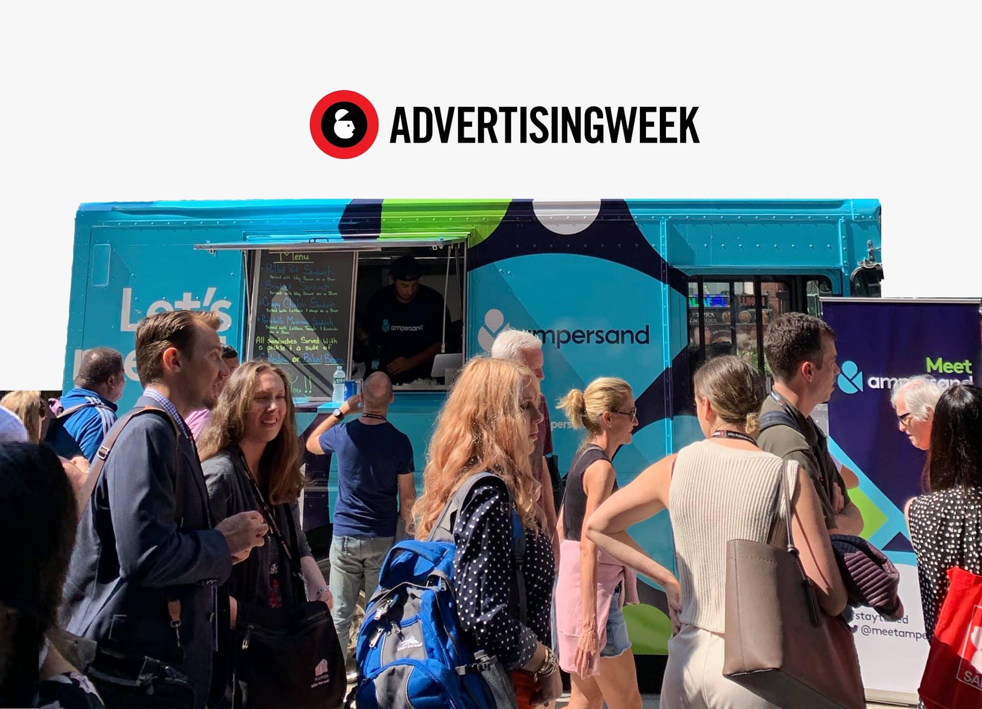 Banner Advertising Week Case Study