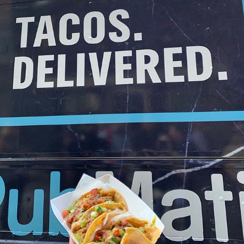 New York Advertising Week experiential marketing example