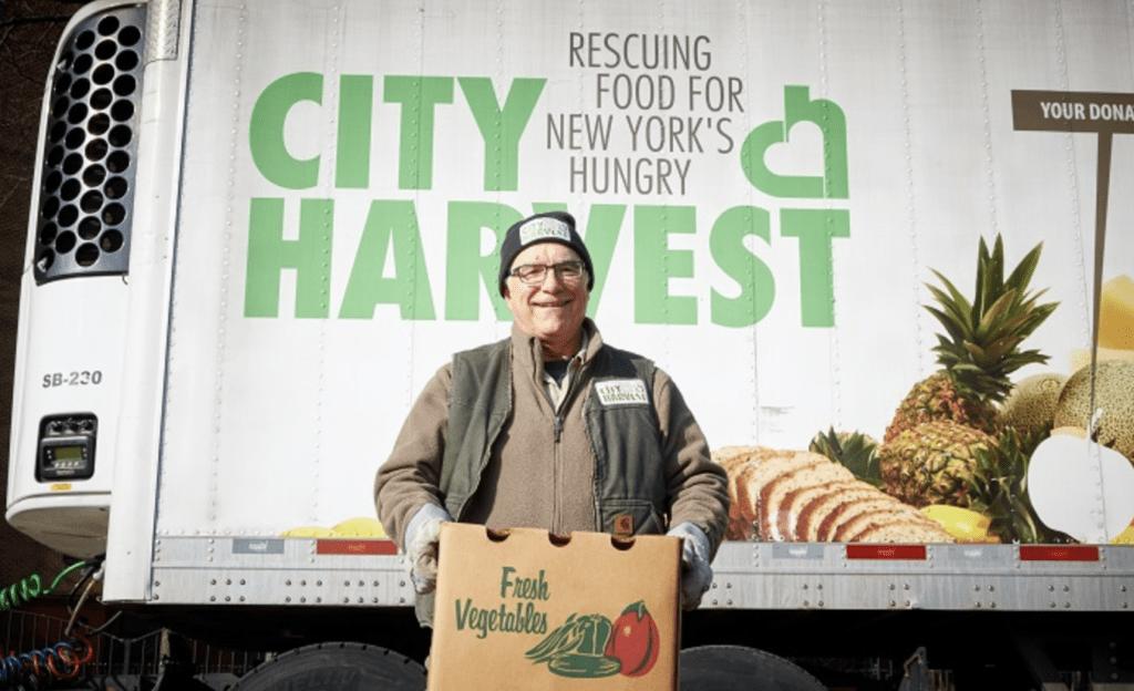 City Harvest Website