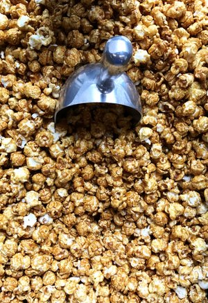 Brooklyn Popcorn Caramel Flavor