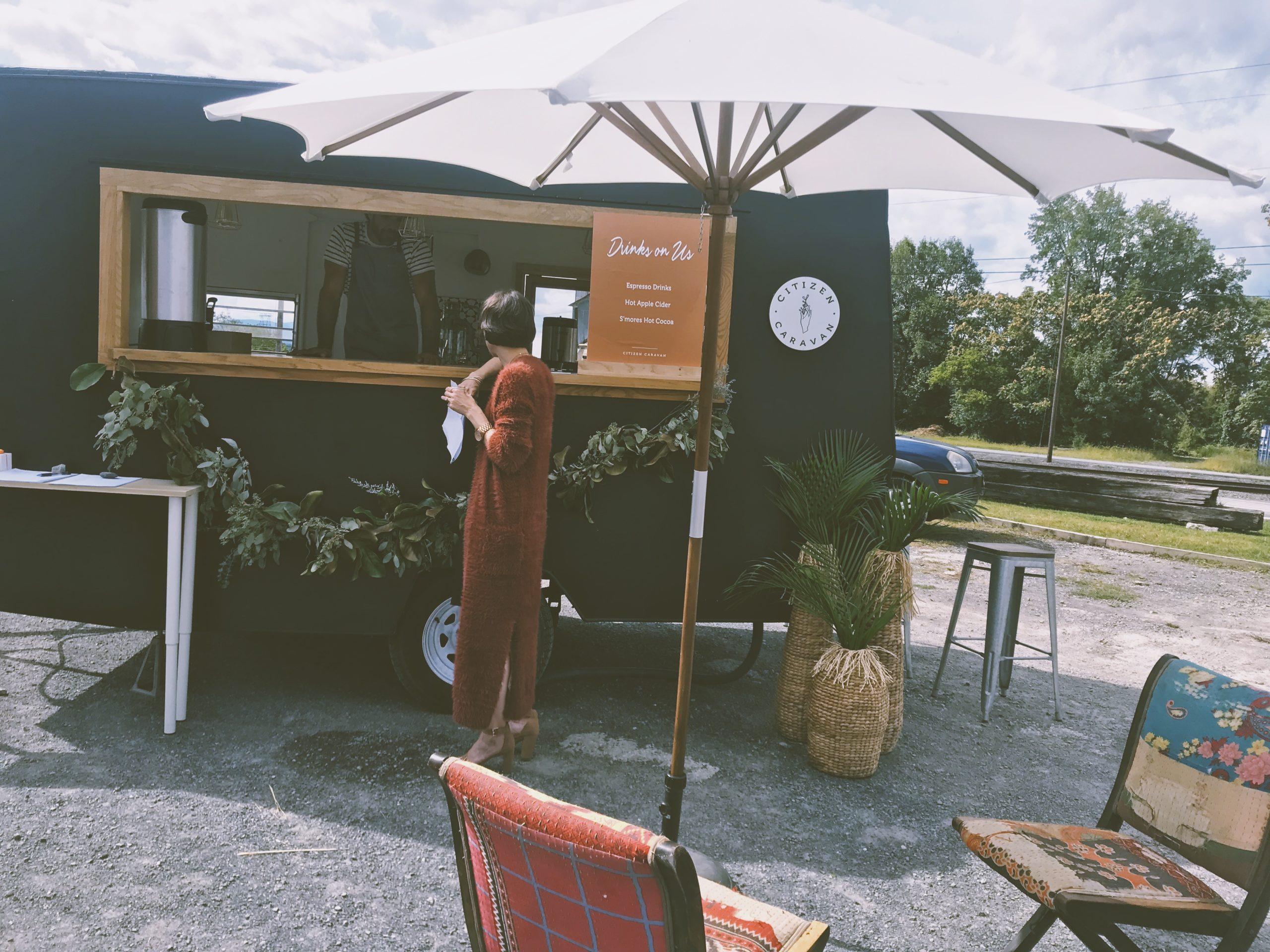 Citizen Caravan Mobile Bar