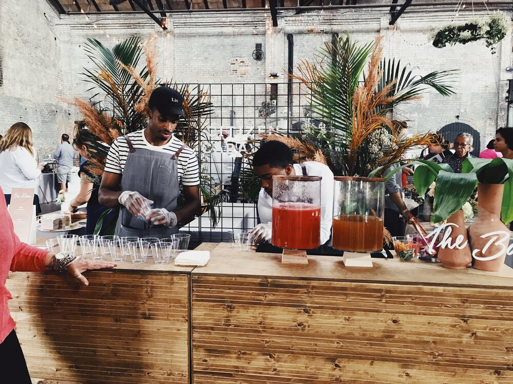 Citizen Caravan mobile bar specialty cocktail catering