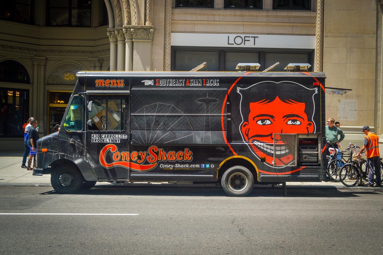 Coney Shack food truck