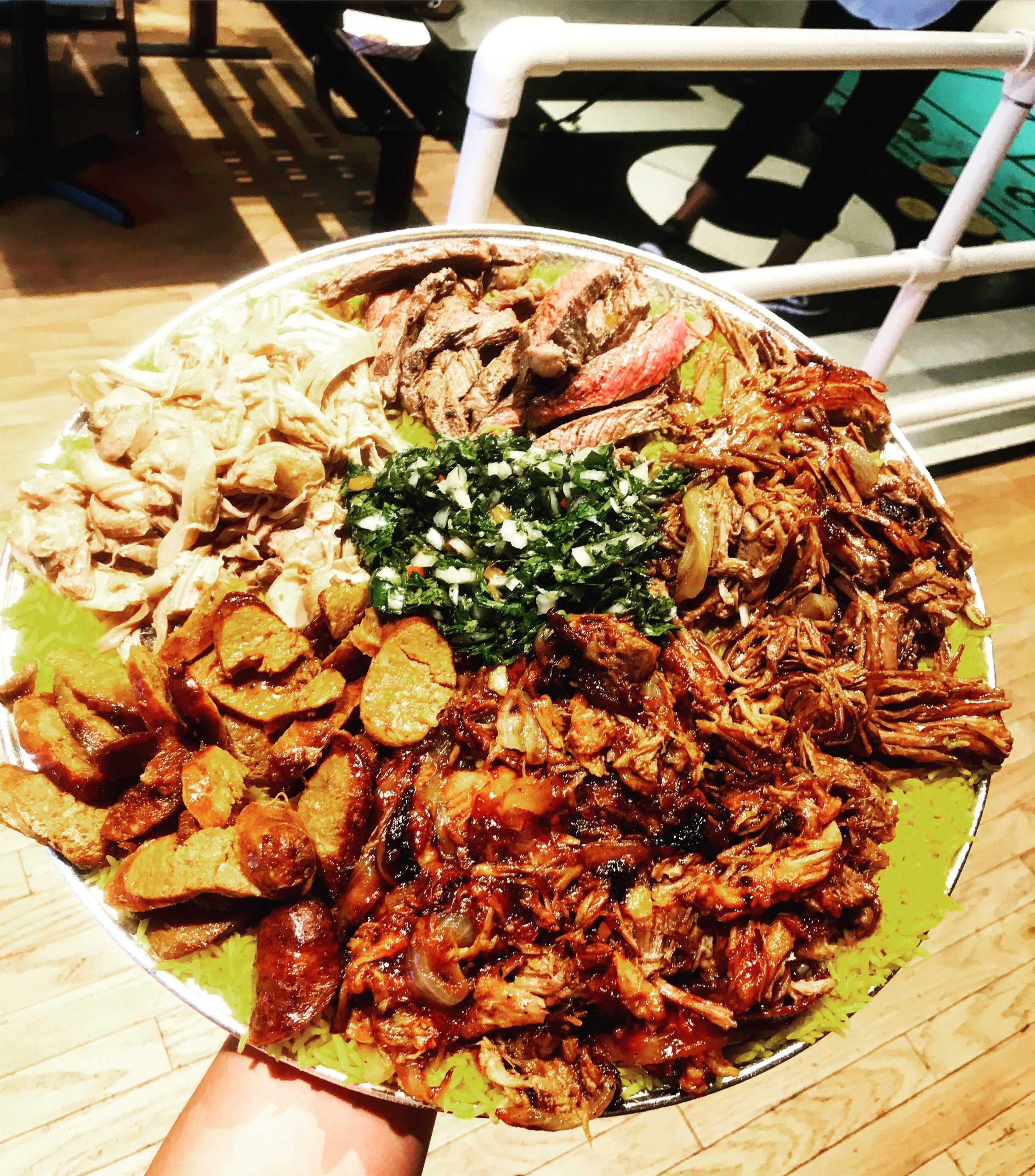 Meatoss meat platter catering