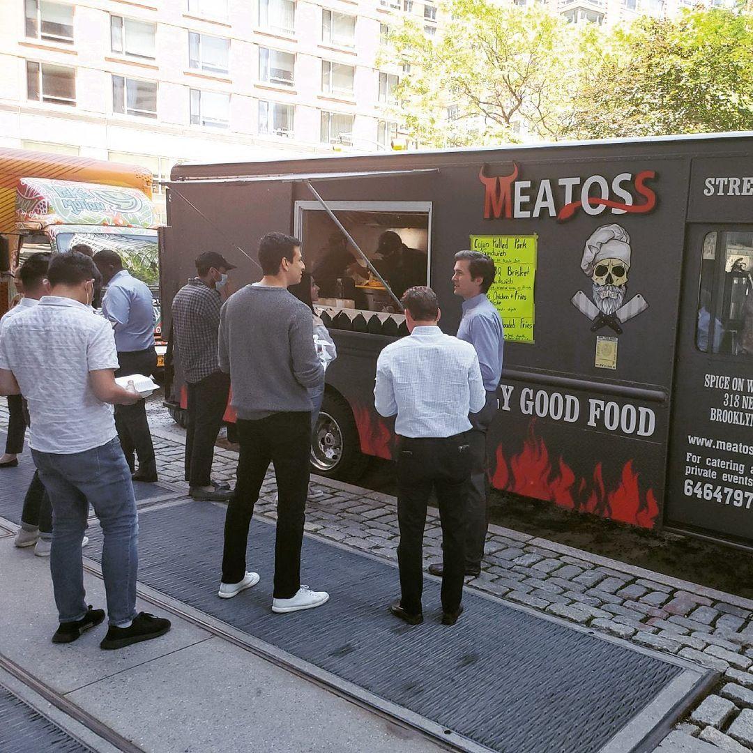 Corporate Catering Meatoss