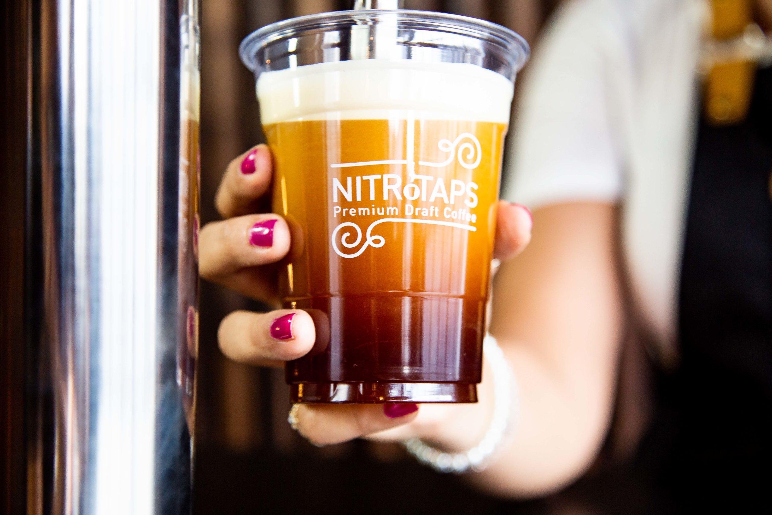 NitroTaps Nitro Coffee Catering NYC