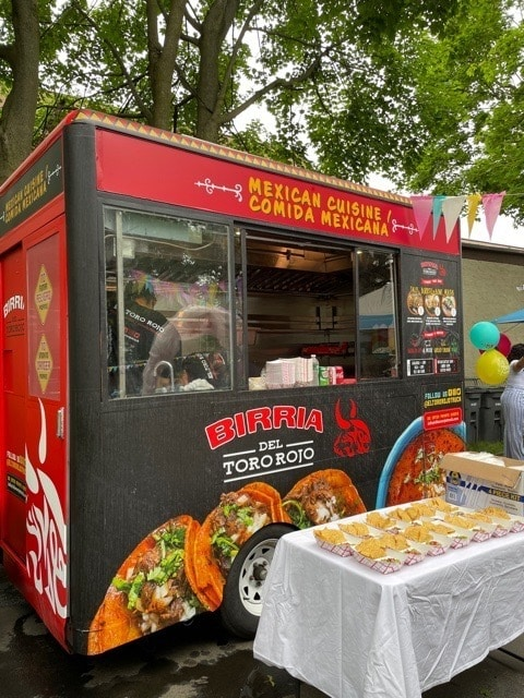 Mexican Food Cart Catering New York