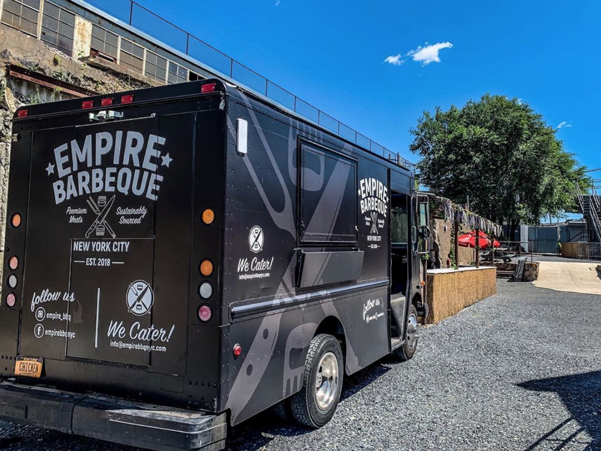 Empire BBQ Food Truck