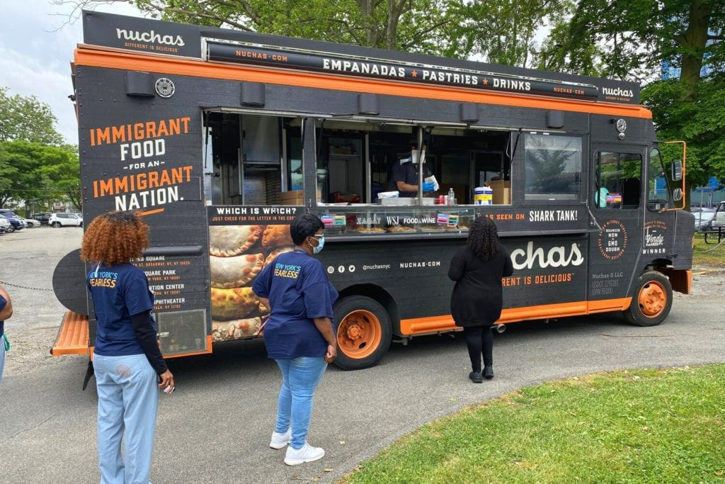 Food Truck Cateringphase 2 Nyc