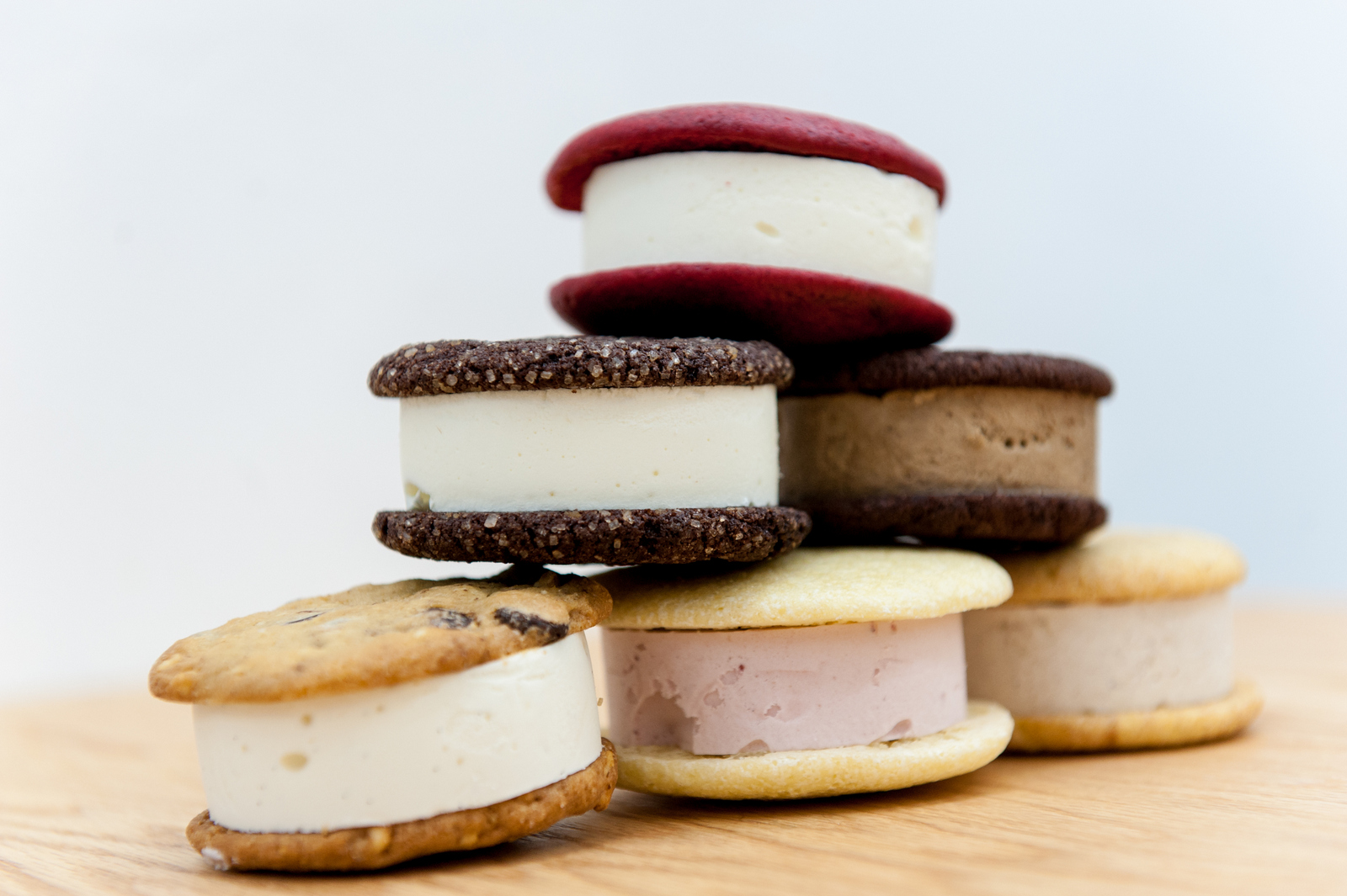 ice cream sandwich catering nyc