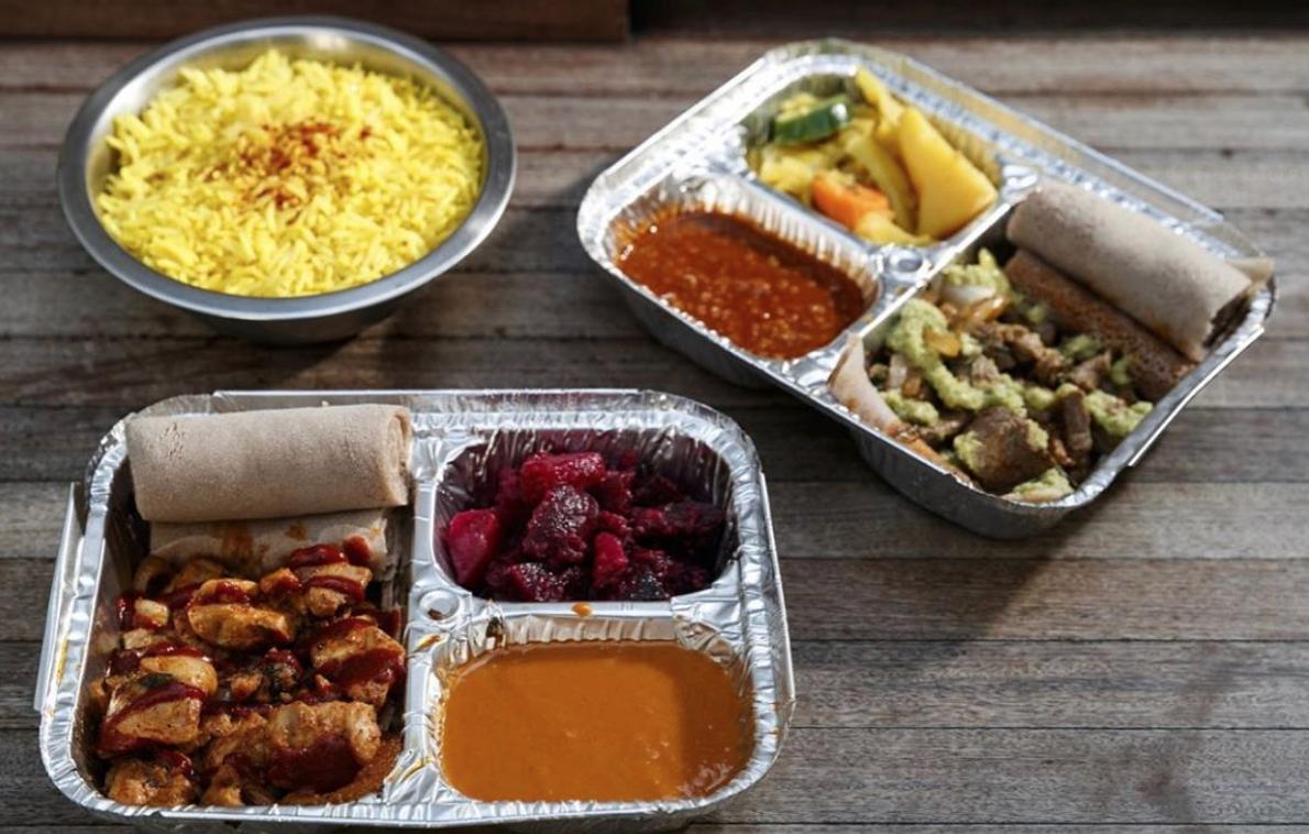 Best Ethopian Food in NYC