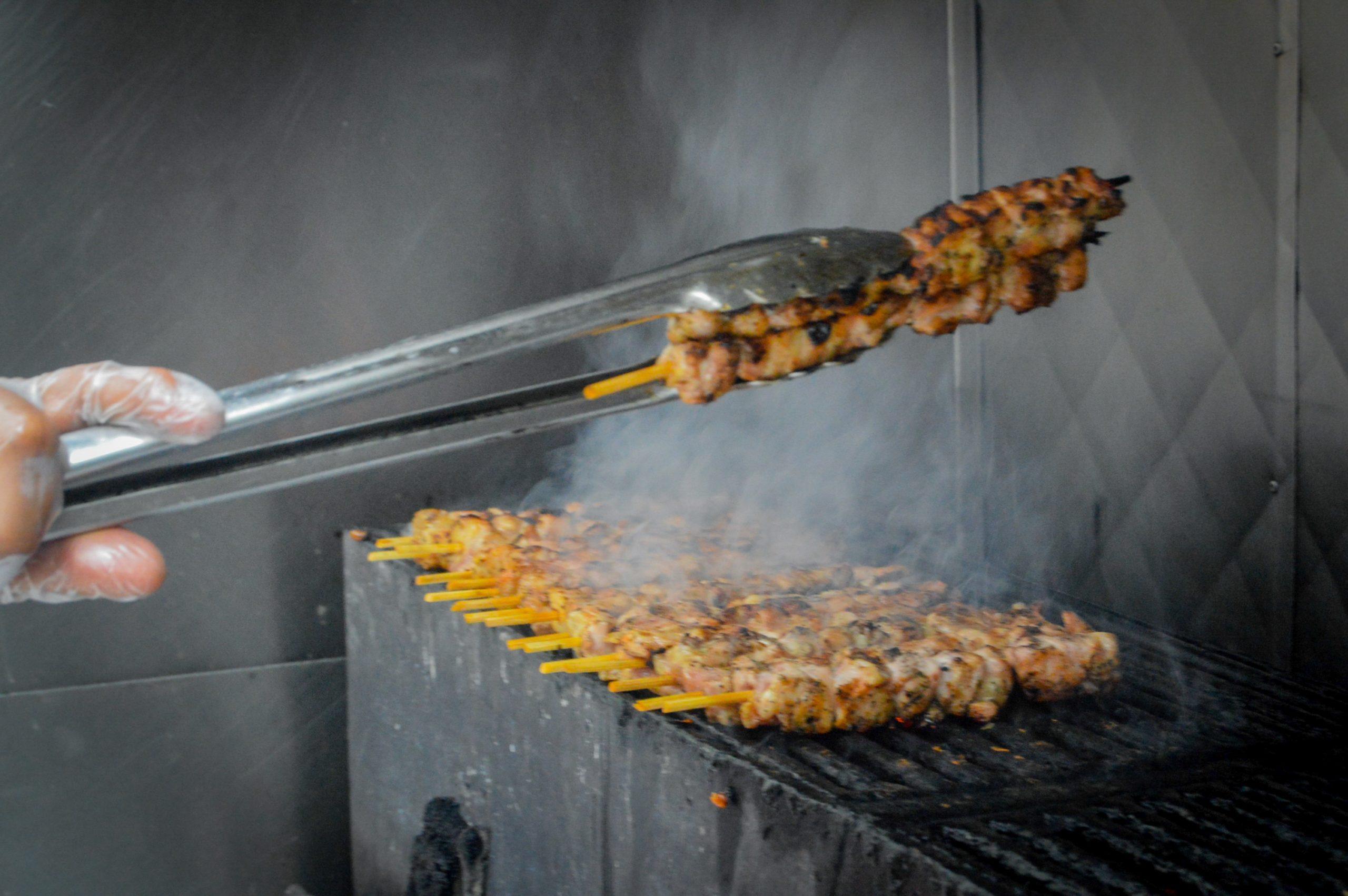 souvlaki gr food truck chicken souvlaki stix