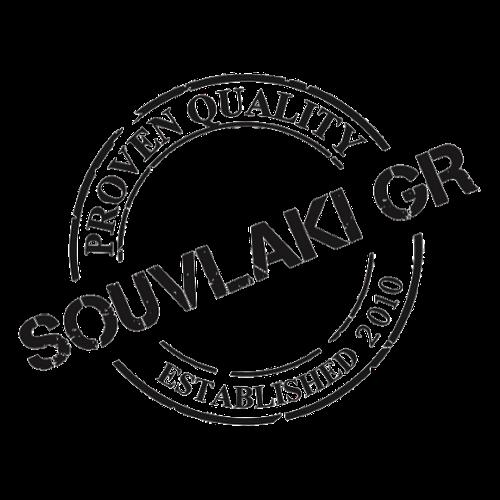 souvlaki gr food truck logo