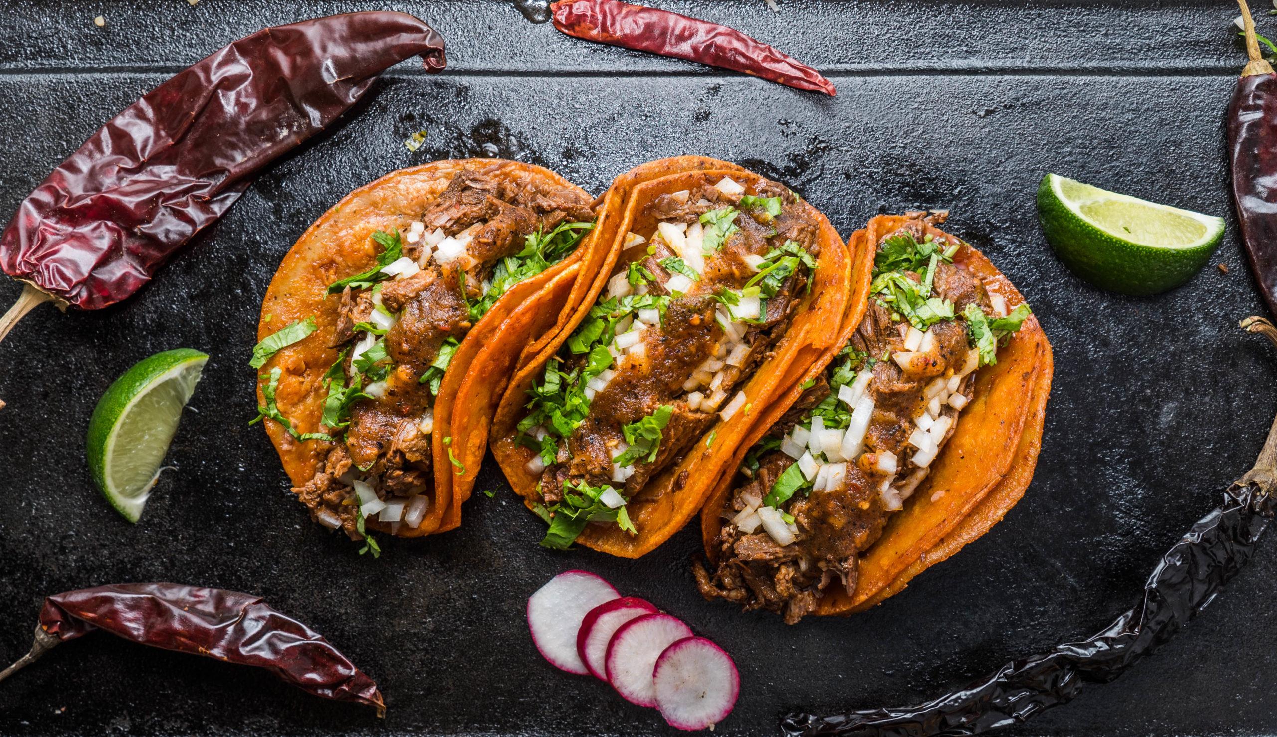 El Toro Rojo food truck birria tacos