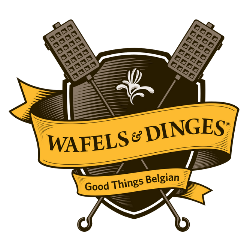 Wafels and Dinges Logo