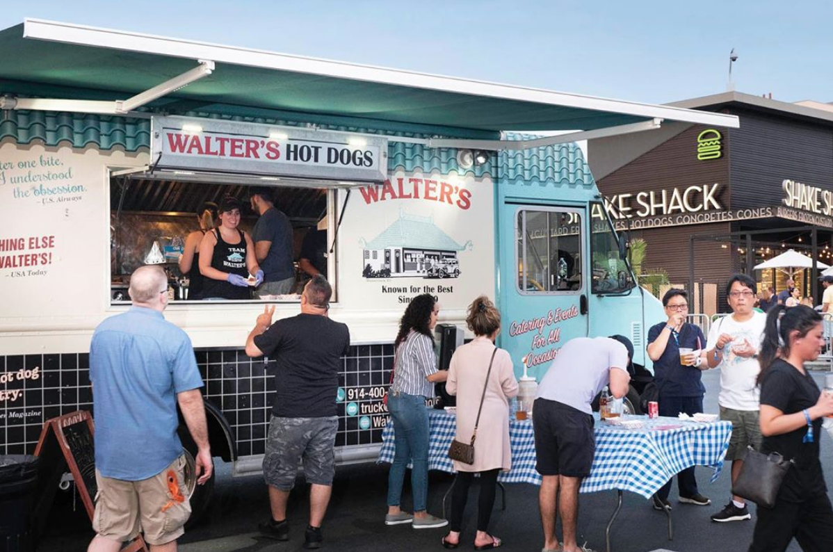 walters food truck westchester