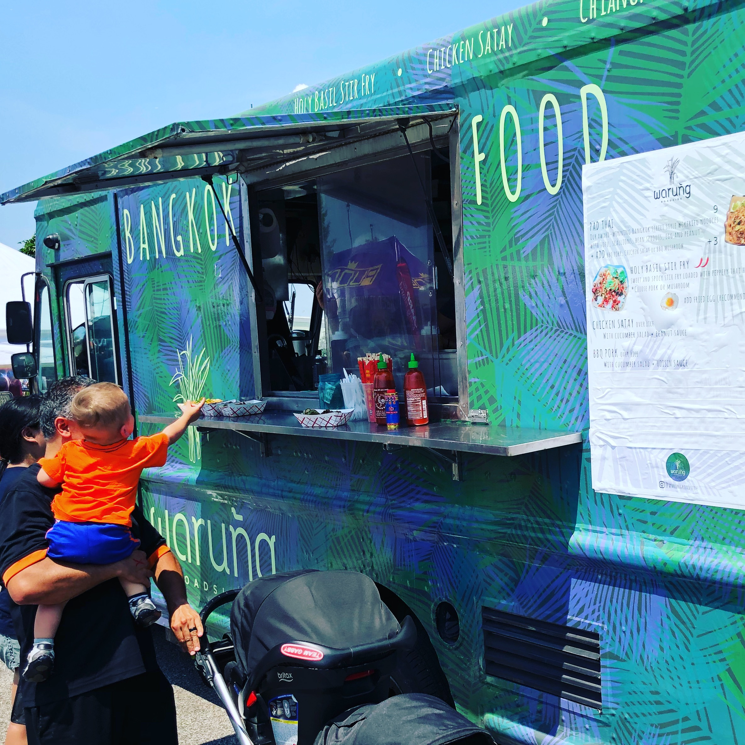 Thai Food Truck Catering New York