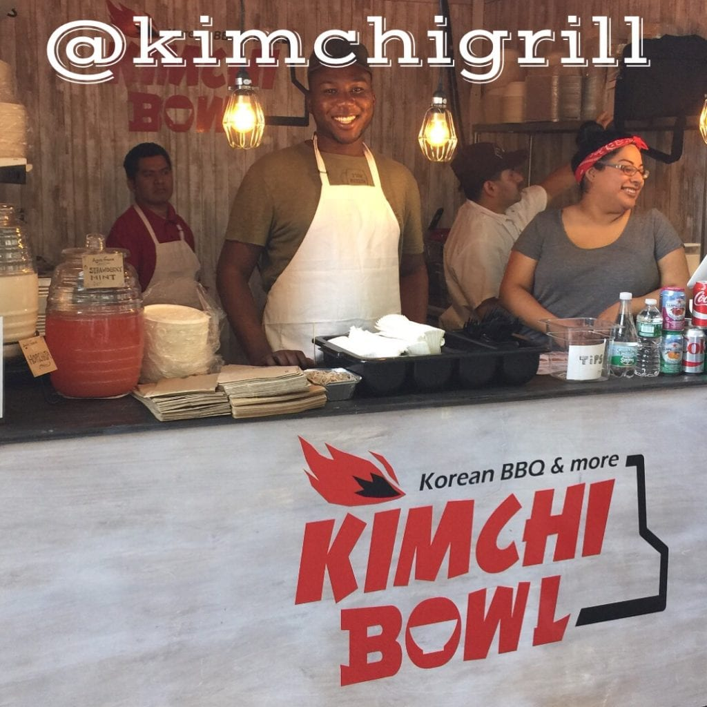 kimchi bowl catering