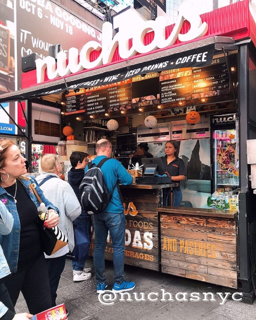 Nuchas Food Stand