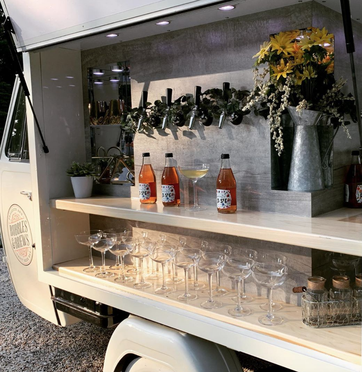 bubbles and brews ny mobile alcohol catering