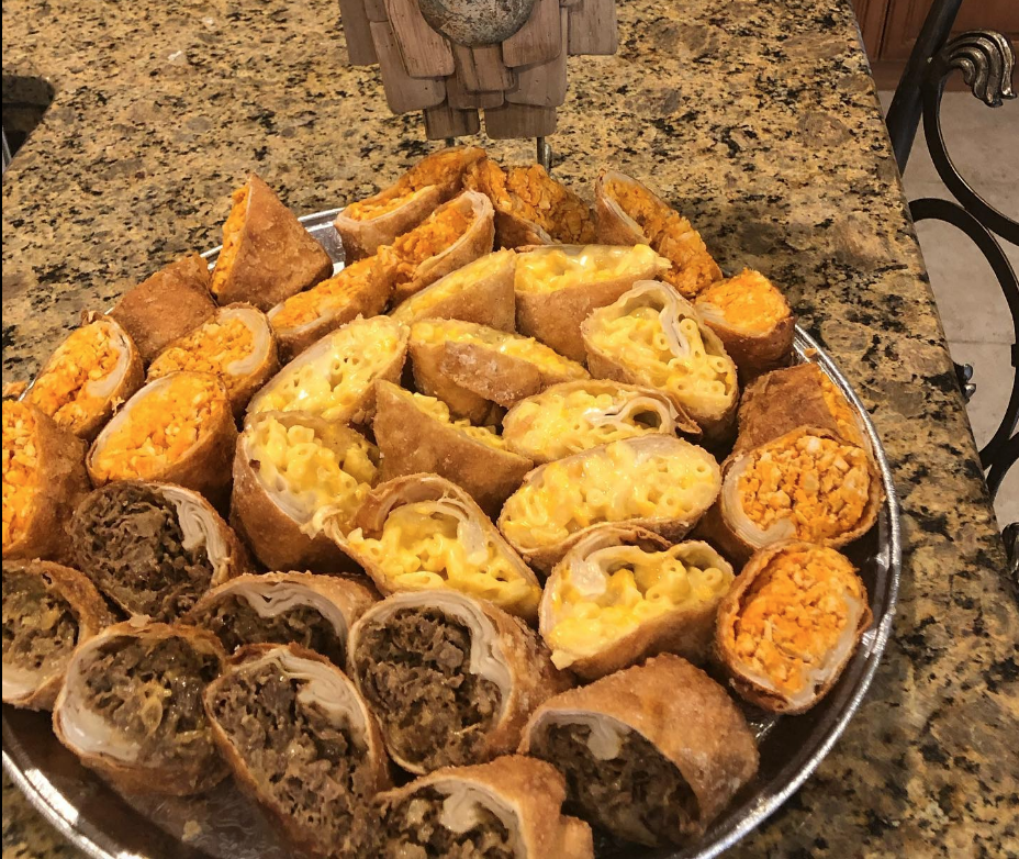 Rescue Rolls Food Truck Catering