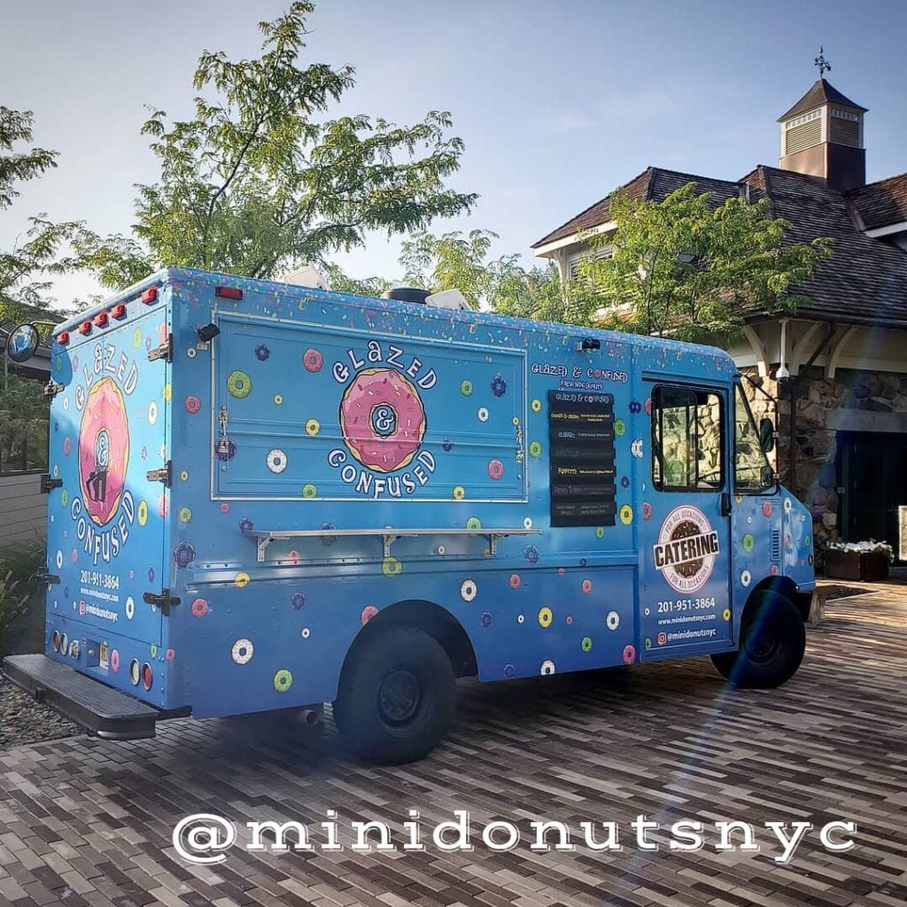 Mini Donut Food Truck