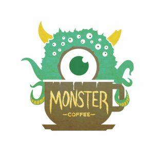 Monster Coffee Logo