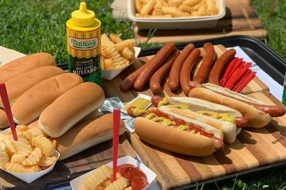 Hot Diggity Dog! It's National Hot Dog Month