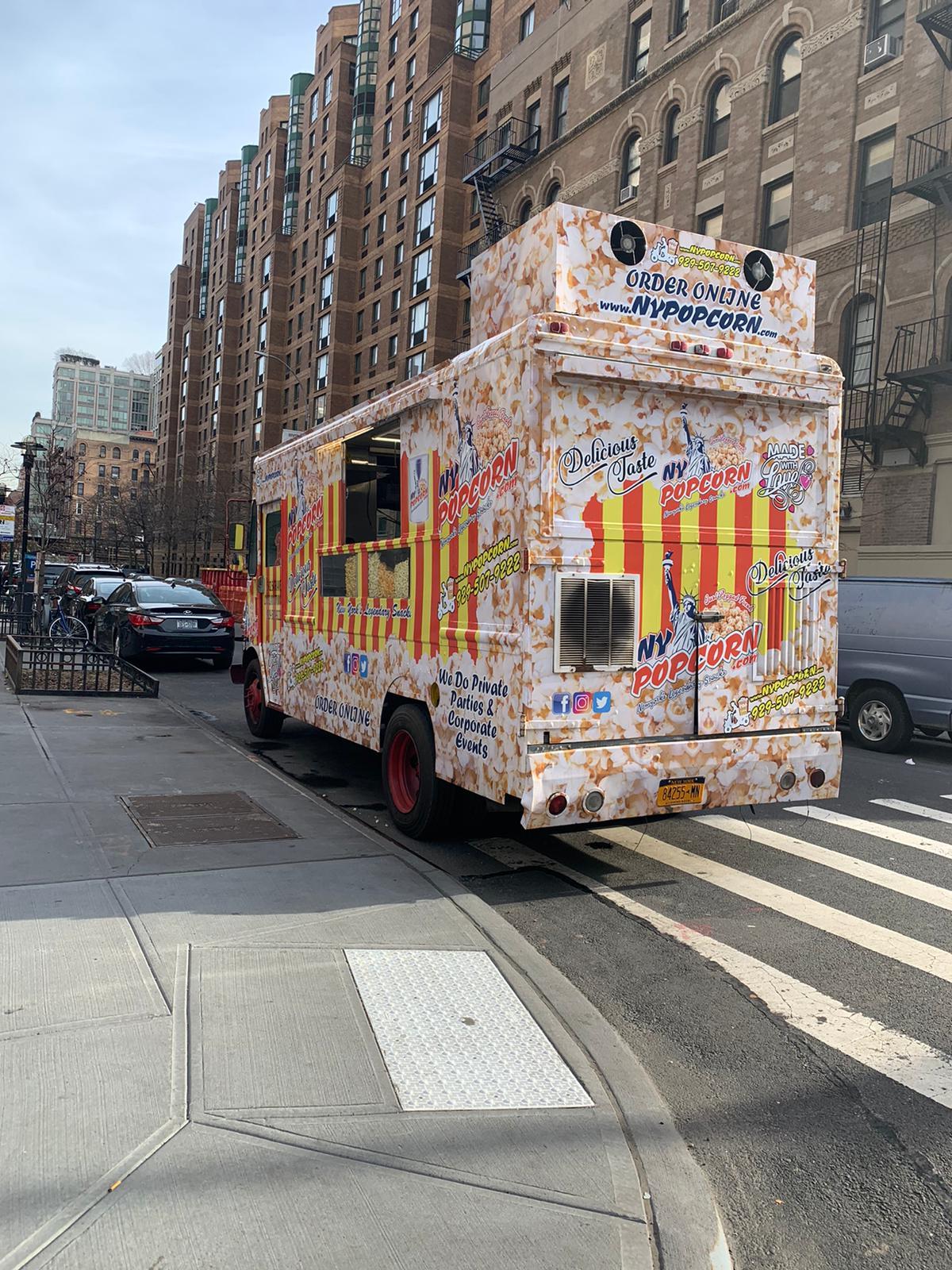 NY Popcorn Food Truck Catering