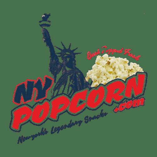 NY Popcorn Logo