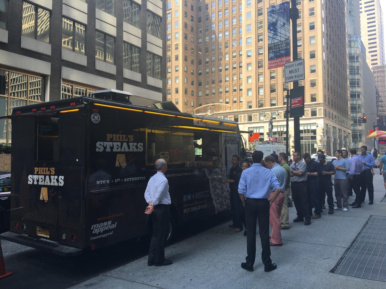 Phil's Steaks Food Truck
