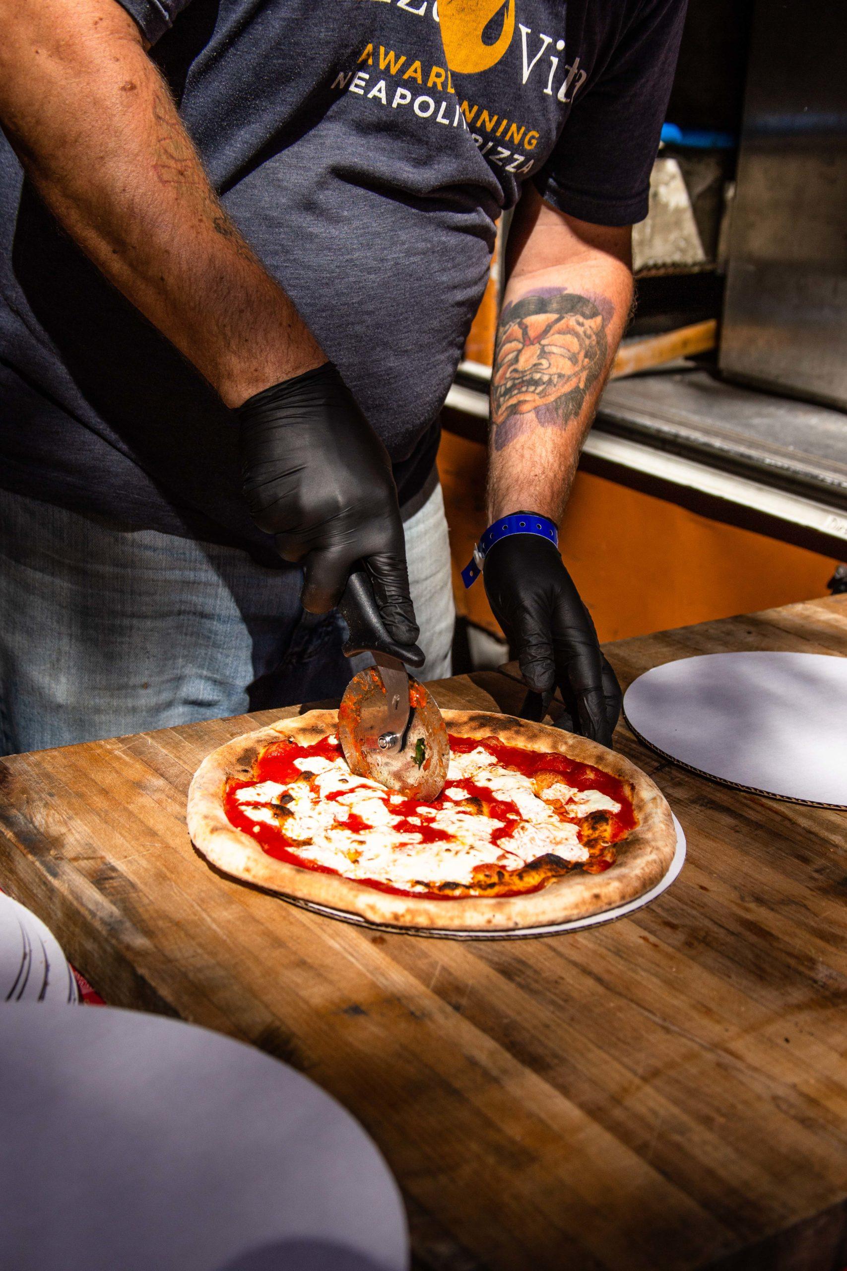 Pizza Vita Private Event Catering
