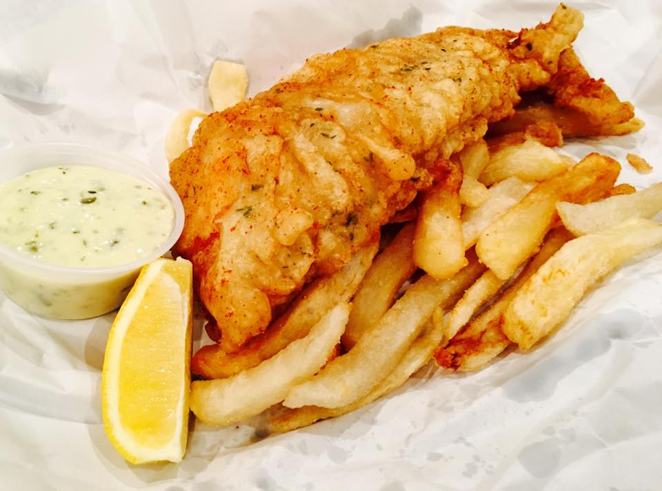 superlicious nyc fish & chips