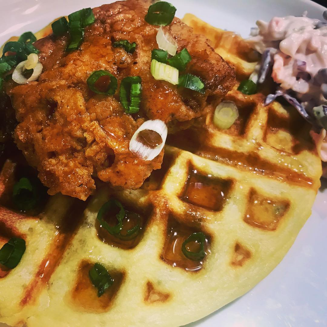 superlicious nyc chicken & waffles