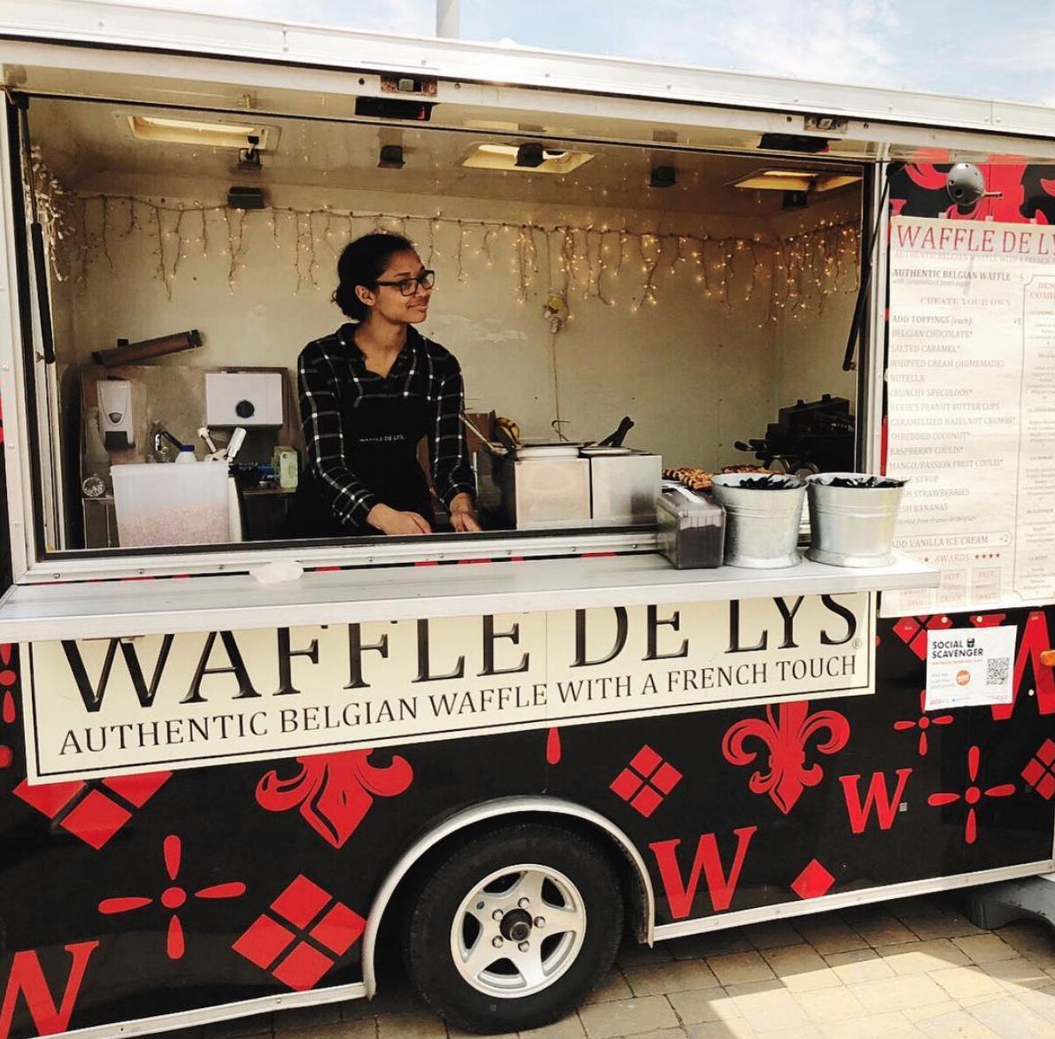 Waffle de Lys Food Truck
