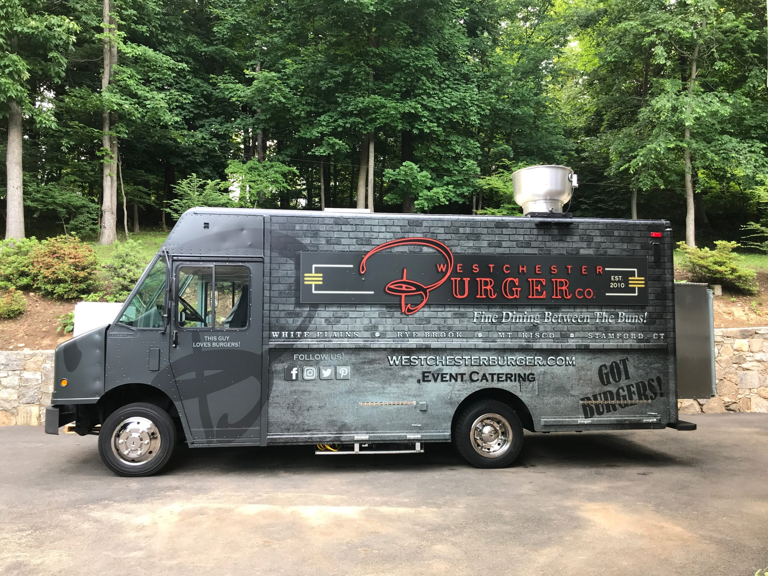 Westchester Burger Co. Food Truck Catering