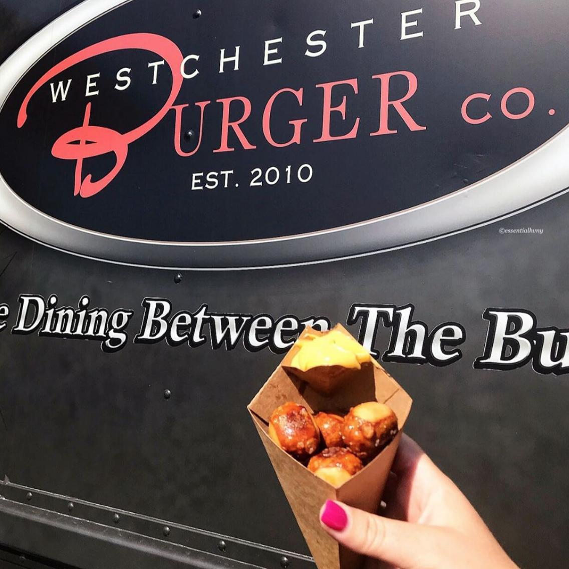 Westchester Burger Co Pretzel Bites