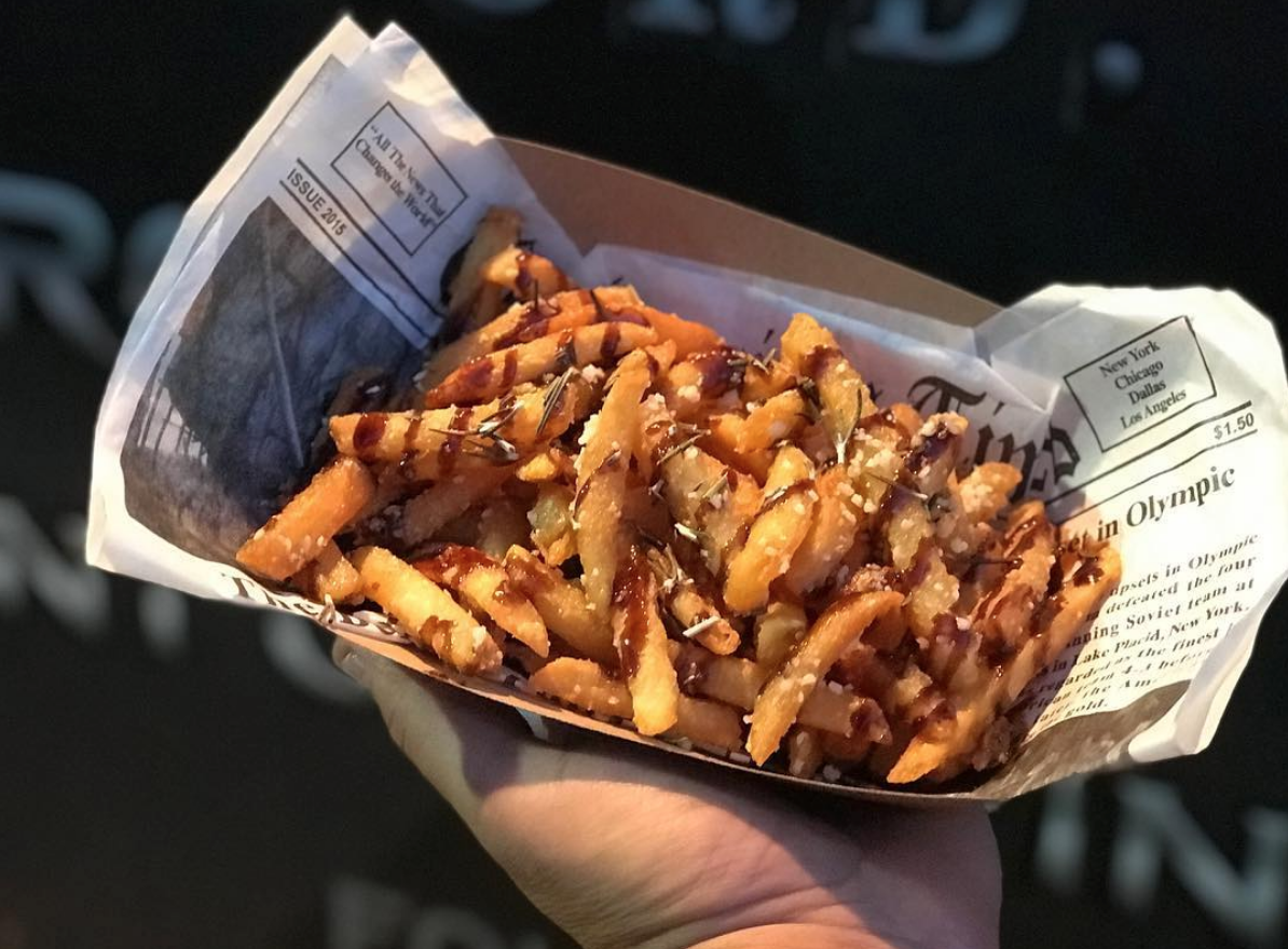 Westchester Burger Co Truffle Fries