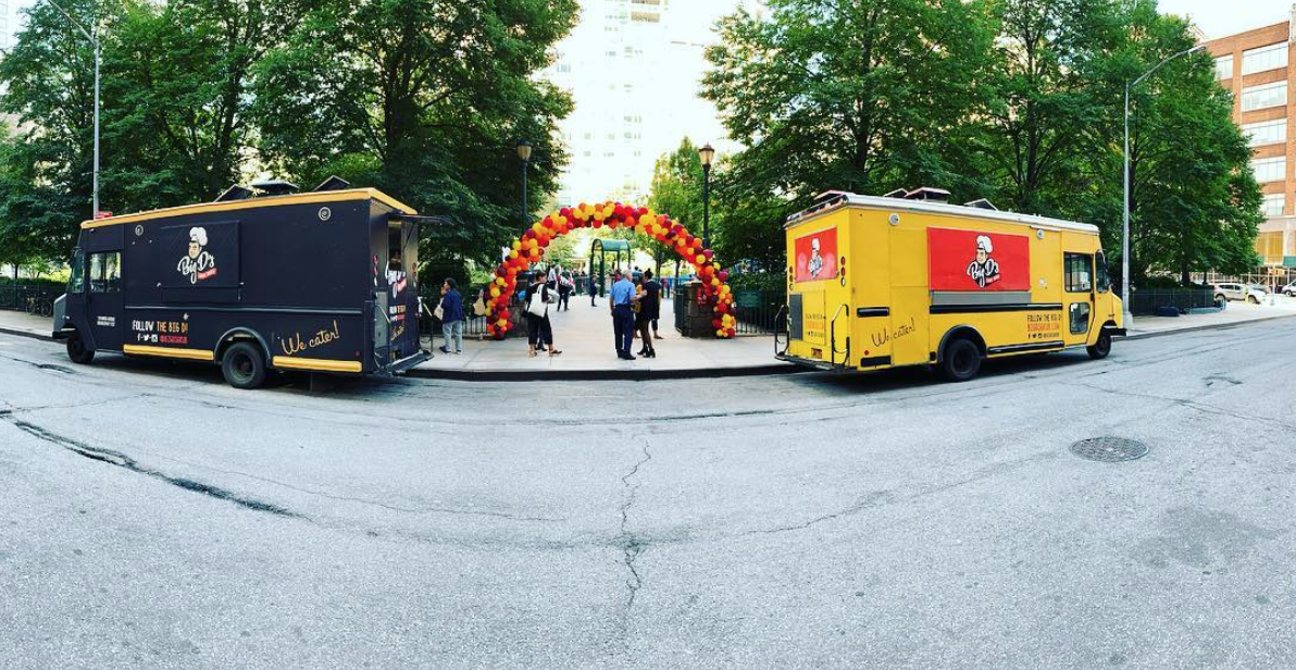 Asian Fusion Food Truck Catering