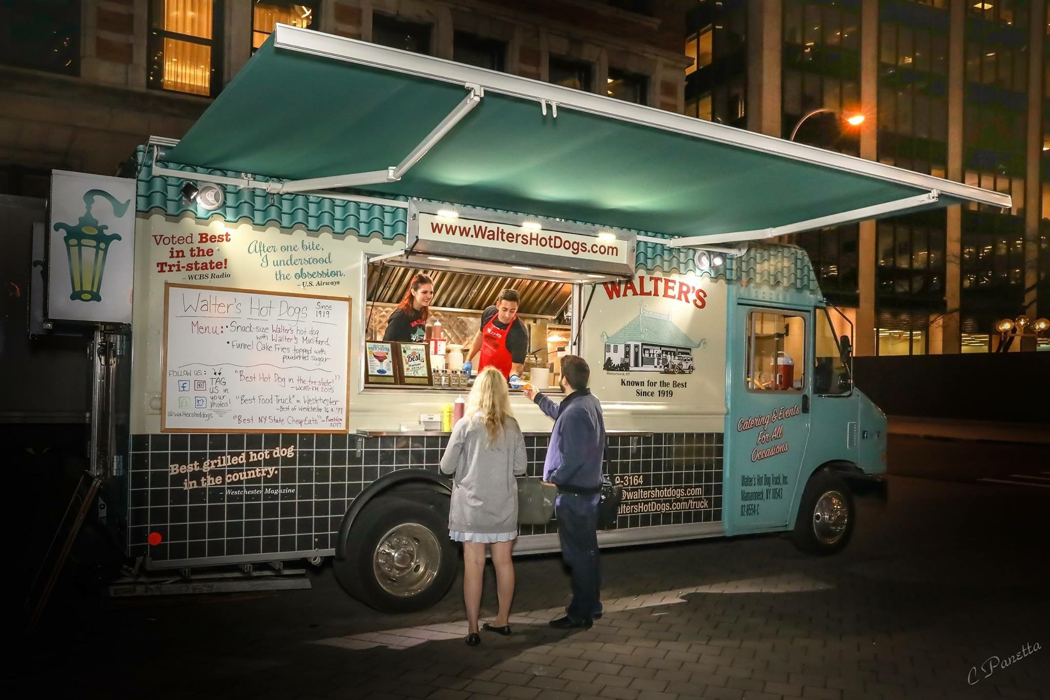 Food Truck Catering New York