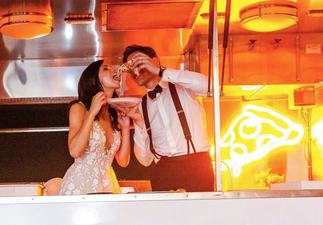 Food Truck For Wedding