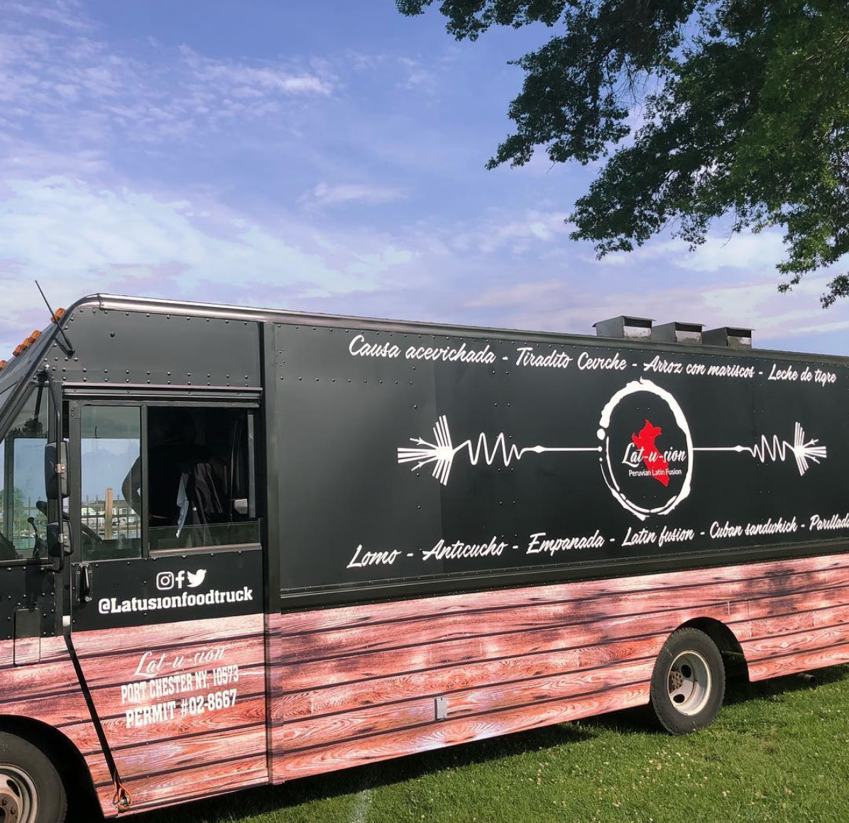 Latusion Food Truck Catering
