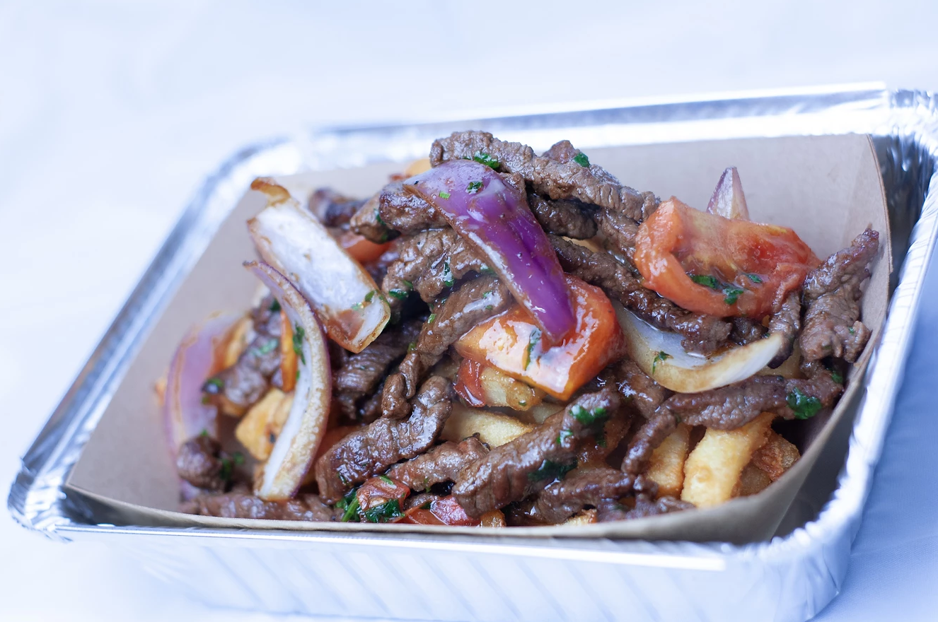 Latusion Food Truck Lomo Fries