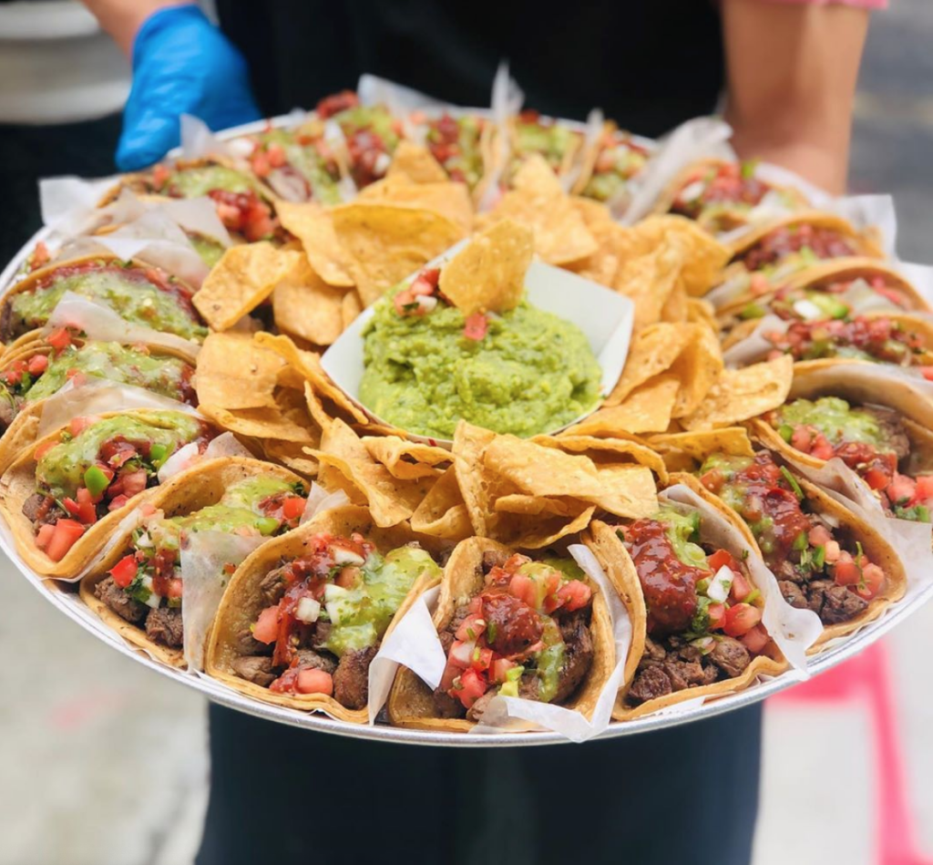 Mexican Food Truck Catering