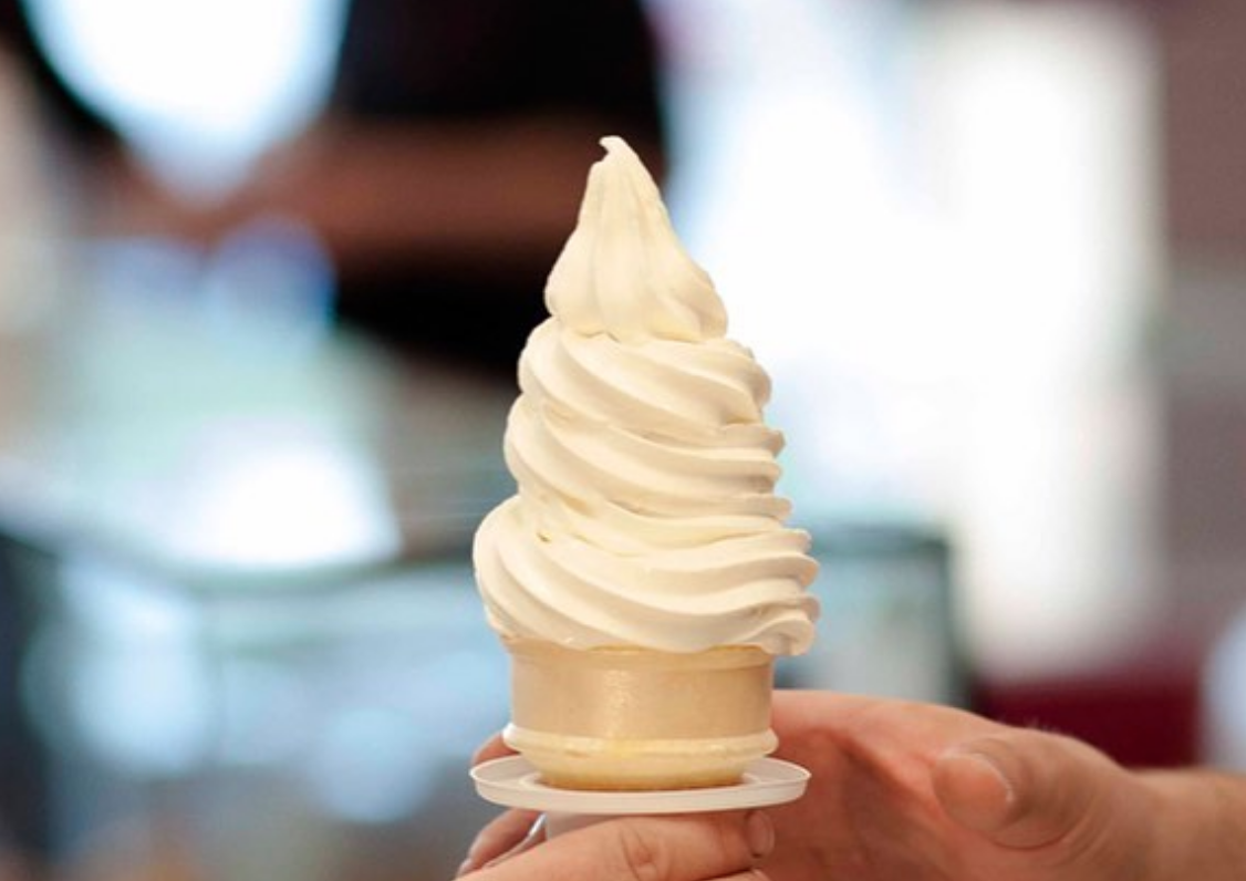 Carvel Truck Vanilla Soft Serve