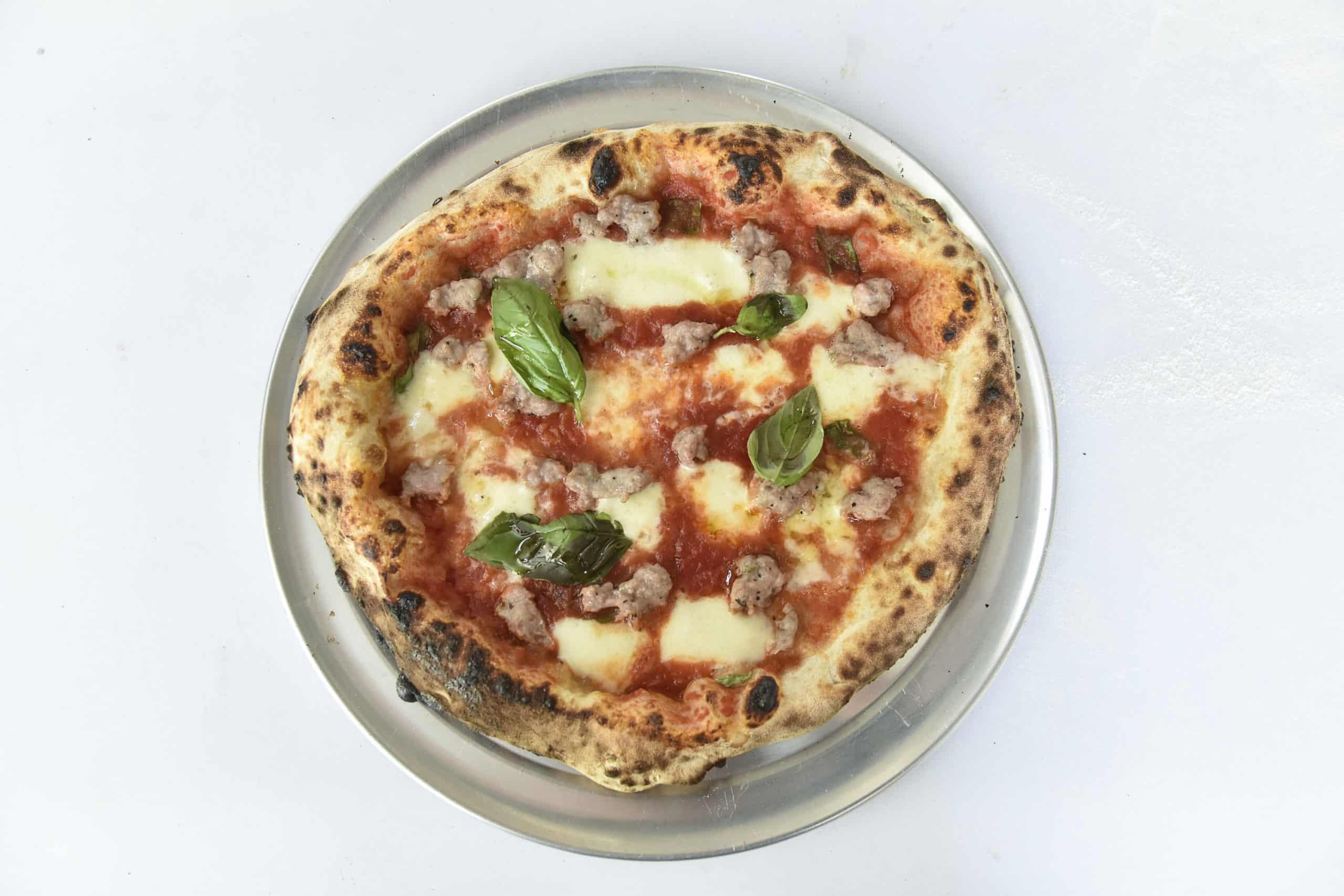 Pizza Vitale Salsiccia